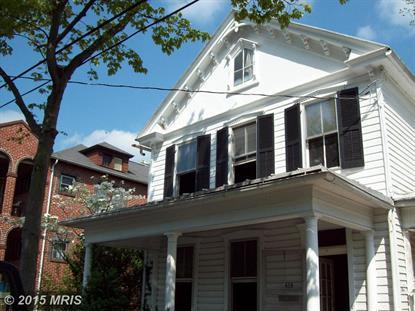 414 BRADDOCK ST N Winchester, VA MLS# WI8564561