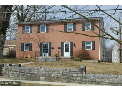 13171319 VALLEY AVE Winchester, VA MLS# WI8573279