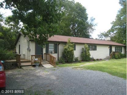 1527 LOUDOUN ST Winchester, VA MLS# WI8609677