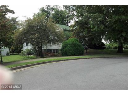 501 TREETOPS LN Winchester, VA MLS# WI8614859