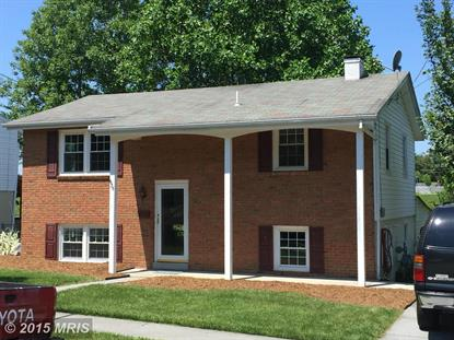 635 BATTLE AVE Winchester, VA MLS# WI8645055