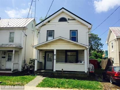 3551/2 NATIONAL AVE Winchester, VA MLS# WI8664424