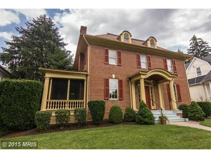 404 WASHINGTON ST Winchester, VA MLS# WI8669936
