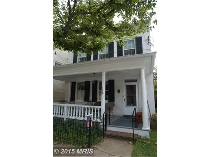126 N WASHINGTON ST Winchester, VA MLS# WI8694372