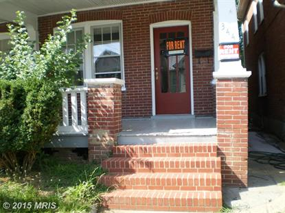 344 NATIONAL AVE Winchester, VA 22601 MLS# WI8700854