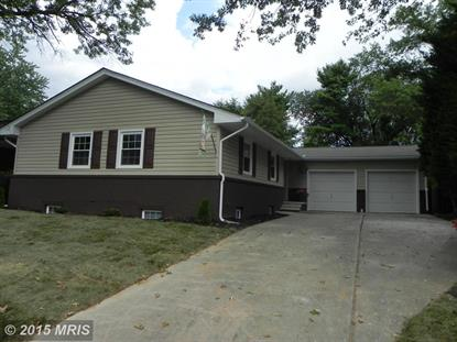 352 PARKWAY ST Winchester, VA MLS# WI8724612