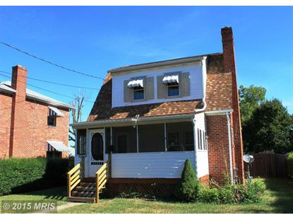 1020 WOODLAND AVE Winchester, VA MLS# WI8727323