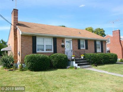 125 WOOD AVE Winchester, VA MLS# WI8729293