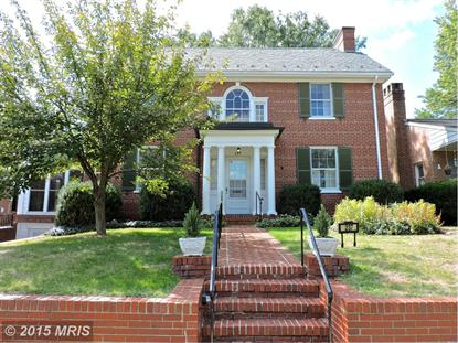 237 JEFFERSON ST Winchester, VA MLS# WI8755586