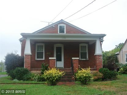 1110 WOODLAND AVE Winchester, VA MLS# WI8761936