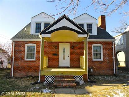 1011 WOODLAND AVE Winchester, VA MLS# WI9516495