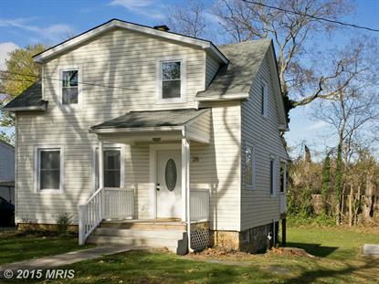 26 GLAIZE AVE Winchester, VA MLS# WI9520442