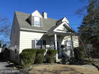 306 BELLVIEW AVE Winchester, VA MLS# WI9550364
