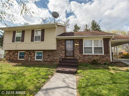 309 HASTINGS ST Winchester, VA MLS# WI9621648