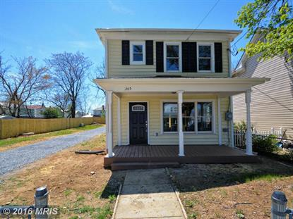 345 VIRGINIA AVE Winchester, VA MLS# WI9632554