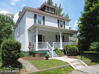 308 LEICESTER ST Winchester, VA MLS# WI9670507