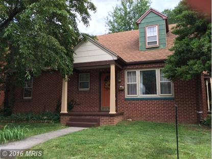 102 BELLVIEW AVE Winchester, VA MLS# WI9720224
