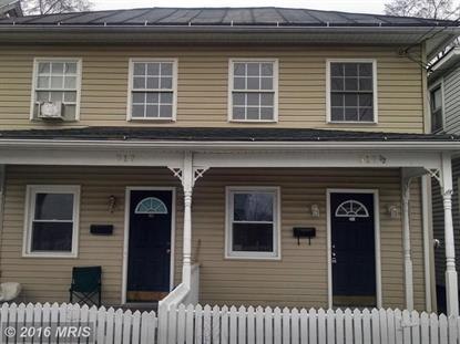 3171/2 HIGHLAND AVE Winchester, VA 22601 MLS# WI9732982