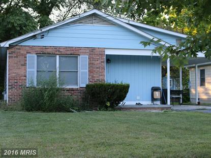 1539 LOUDOUN ST Winchester, VA 22601 MLS# WI9763636