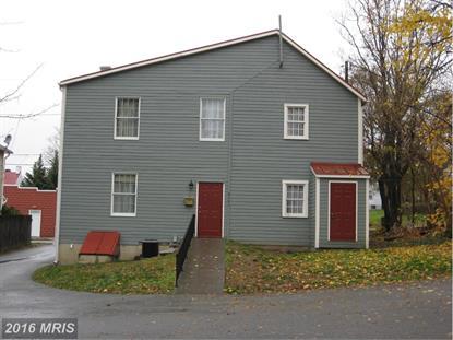 215 SHARP ST #B Winchester, VA 22601 MLS# WI9815471