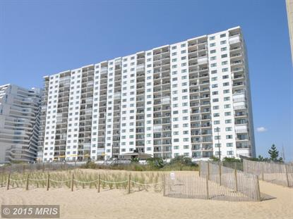 9800 COASTAL HWY #1605 Ocean City, MD MLS# WO8667999