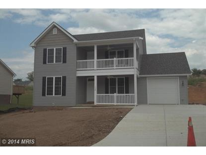1120 ASHBY ST Front Royal, VA MLS# WR8203272