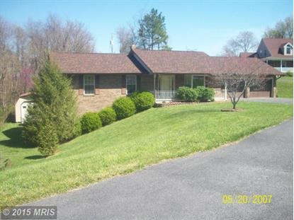 1300 FOX DR Front Royal, VA MLS# WR8674493