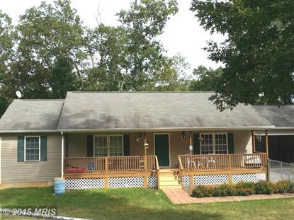 3878 PANHANDLE RD Front Royal, VA MLS# WR8689802