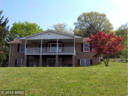 292 CRISER RD Front Royal, VA MLS# WR8746186