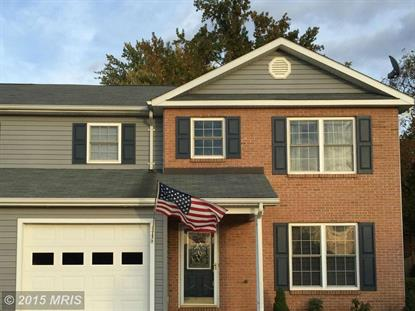 134 KERFOOT AVE Front Royal, VA MLS# WR9506253