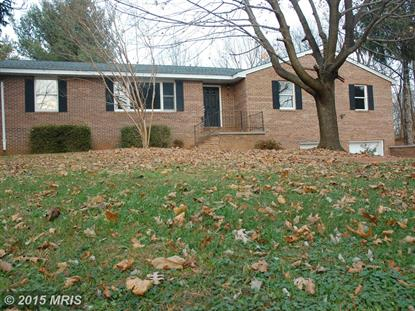 425 GRAND AVE Front Royal, VA MLS# WR9537923