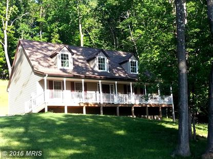 1043 MASSANUTTEN MOUNTAIN DR Front Royal, VA MLS# WR9603958