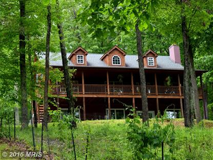 1115 BLUE MOUNTAIN RD Front Royal, VA MLS# WR9670244