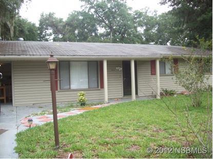 2804 Willow Oak Dr  Edgewater, FL 32141 MLS# 1021787
