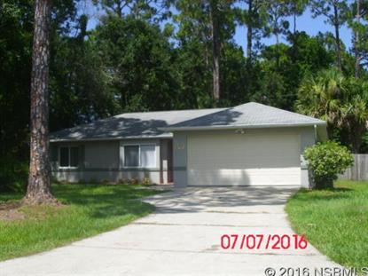 2717 TAMARIND DR  Edgewater, FL 32141 MLS# 1029227