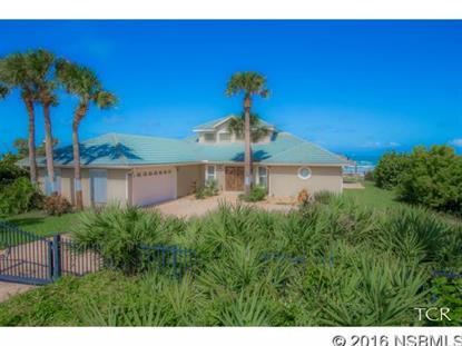 4707 South Atlantic Ave.  Ponce Inlet, FL MLS# 1030087