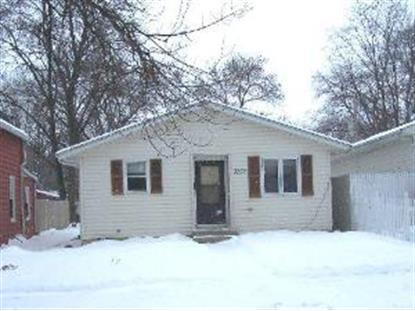 3236 Gilboa Avenue Zion, IL MLS# 07724634