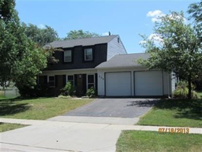 133 Cloverdale Lane Schaumburg, IL MLS# 08399736