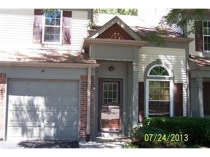 14 Peach Tree Lane Westmont, IL MLS# 08402443