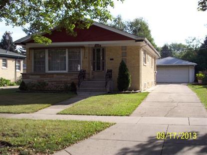 1675 ORCHARD Street Des Plaines, IL MLS# 08446062