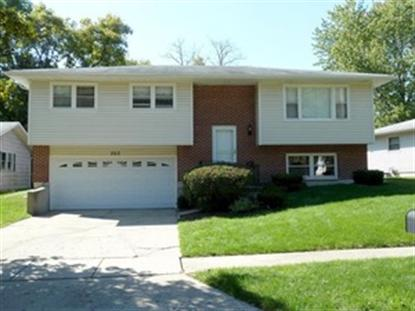 303 Sedgewick Street Carpentersville, IL MLS# 08454004