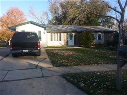 1074 BORDEN Drive, Elgin, IL