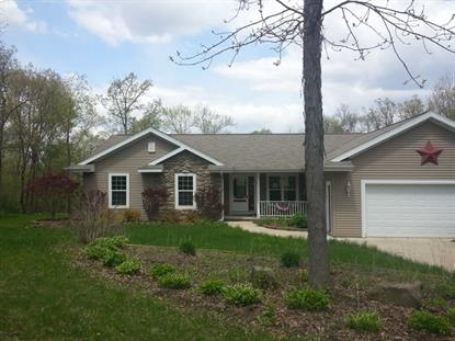 N1681 Mount Hope Road Brodhead, WI MLS# 08564378