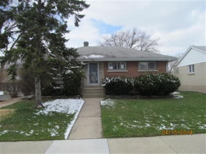 1204 N Ashbel Avenue Berkeley, IL MLS# 08594824