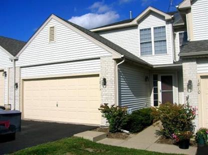1812 Magnolia Court McHenry, IL MLS# 08603523