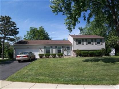 132 N Braintree Drive Schaumburg, IL MLS# 08646943