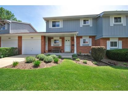 1066 Sunderland Court Wheaton, IL MLS# 08658263