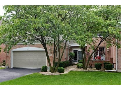 1513 Harbour Towne Place Naperville, IL MLS# 08660885