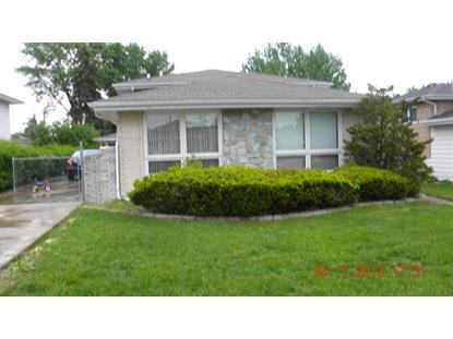 17319 Osceola Avenue Tinley Park, IL MLS# 08662091
