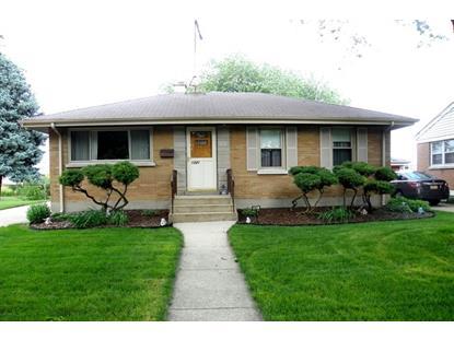 1221 Sunnyside Drive Berkeley, IL MLS# 08664322